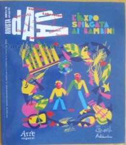 L'Expo spiegata ai bambini ricevuta da Gaetano