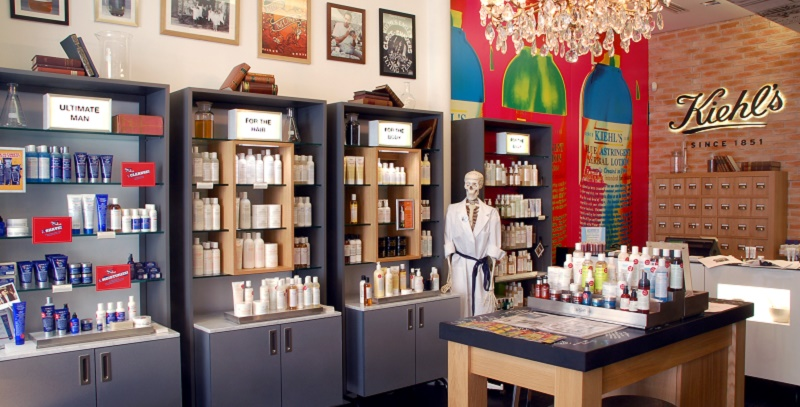 Kiehl's boutique