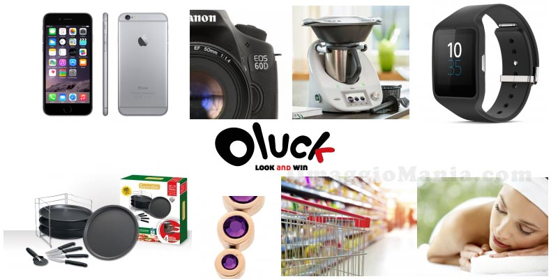 Oluck Look and Win