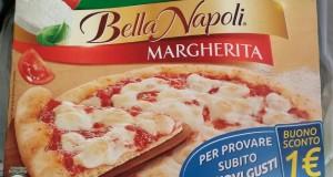 Pizza Bella Napoli con buono sconto da ritagliare