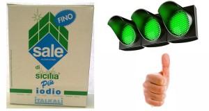 Sale Italkali conforme