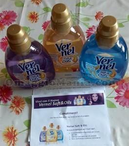 Soft&Oils Vernel vinti da Yenisenia