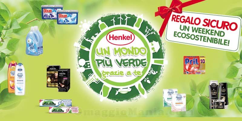 Un mondo più verde Henkel