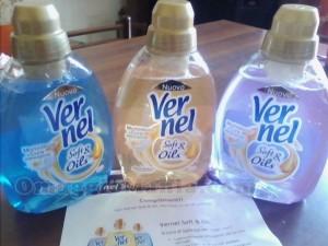 Vernel Soft&Oils vinti gratis da Silvia