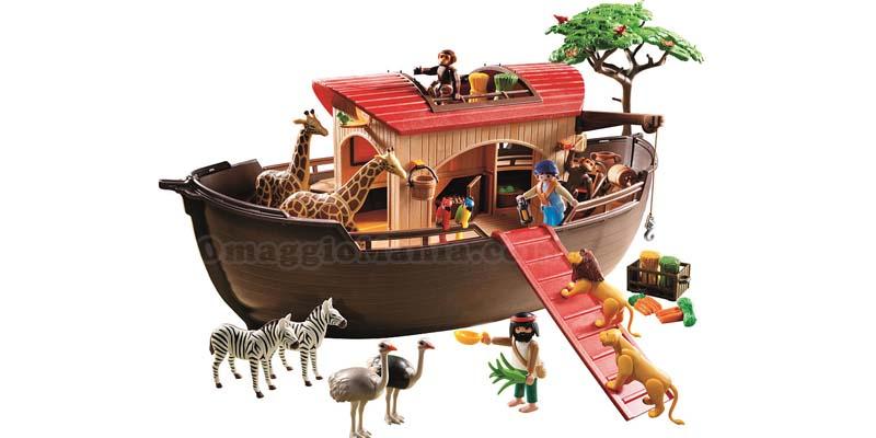 arca di Noè Playmobil