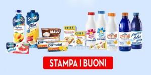 buoni sconto Parmalat 2015