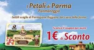 buono sconto Petali di Parma Parmareggio