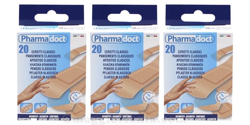 cerotti Pharmadoct confezione