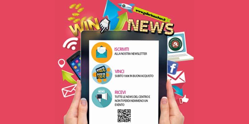 concorso Gallerie Auchan La News Vincente