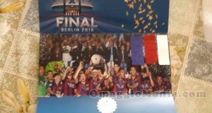 coriandoli Finale Champions League
