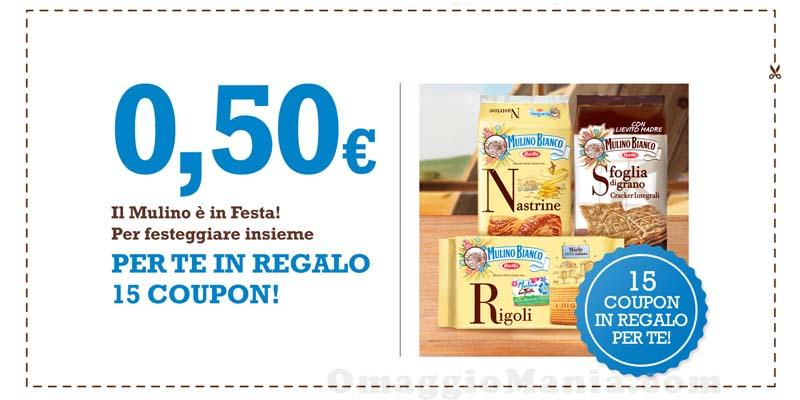 coupon Mulino Bianco