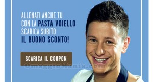 coupon Pasta Voiello con Master of Pasta