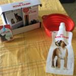 kit Estate Royal Canin ricevuto da Alessia