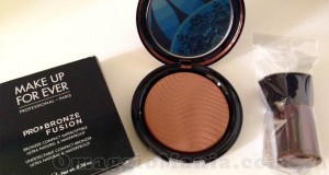 kit Make Up For Ever Pro Bronze Fusion
