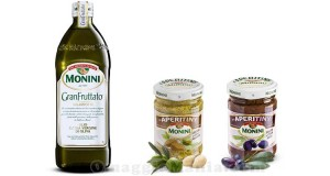 kit di prodotti Monini