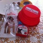 kit estate cane ricevuto da Valentina