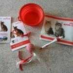 kit gatto ricevuto da Sabry77