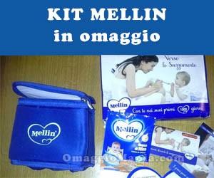 kit svezzamento Mellin omaggio