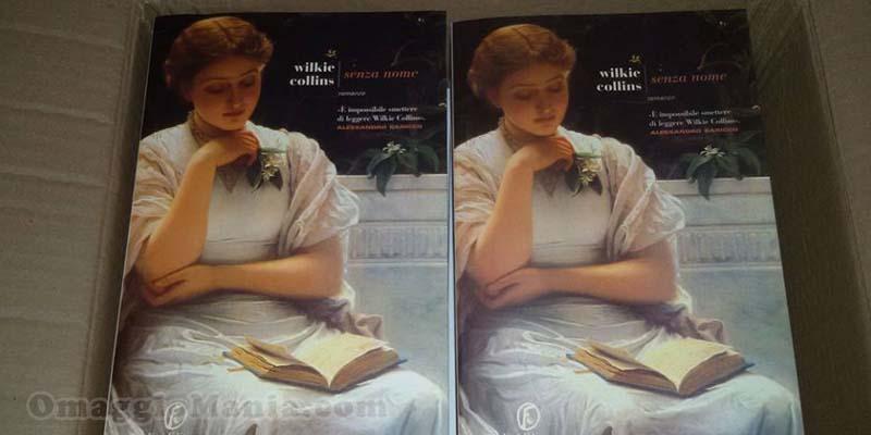 libro Senza Nome di Wilkie Collins