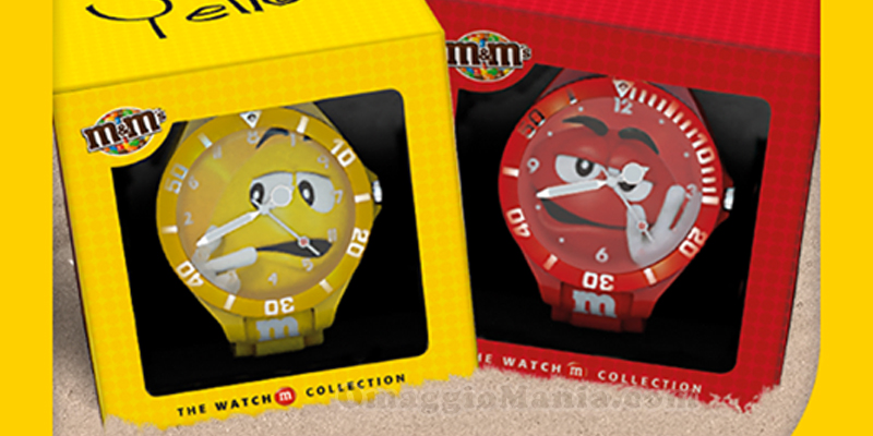 orologi M&M's Watch