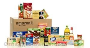 prodotti alimentari su Amazon