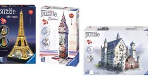 puzzle 3D Buildings Ravensburger