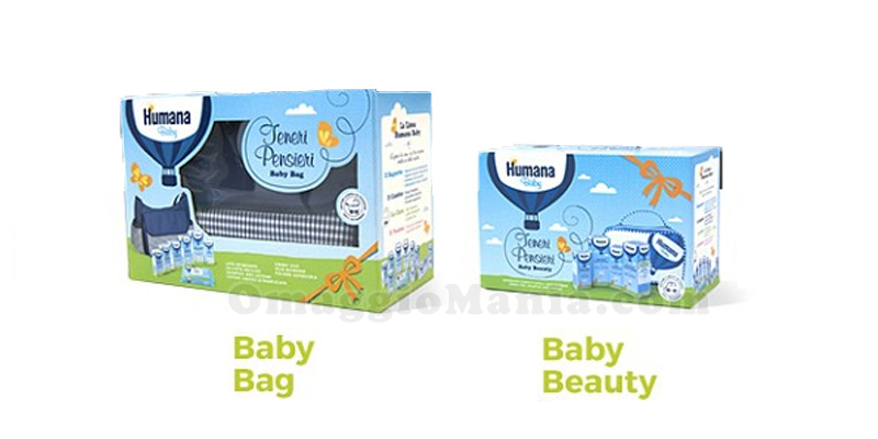 vinci Baby Bag o Baby Beauty Humana