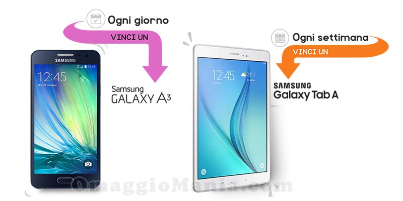 vinci Samsung con Comix