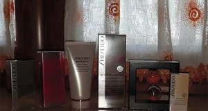 vincita concorso Shiseido di Angela