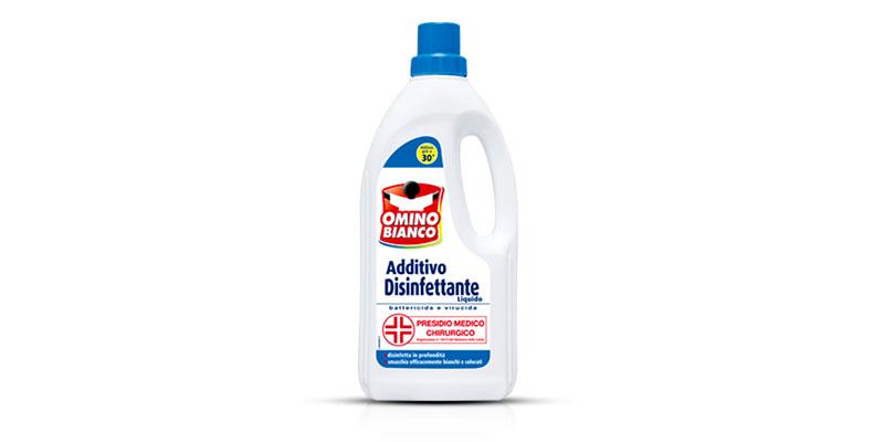 Omino Bianco disinfettante