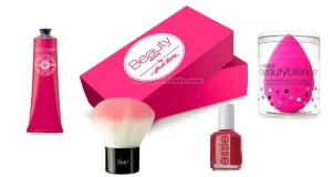 Pink Lady Beauty Box con prodotti