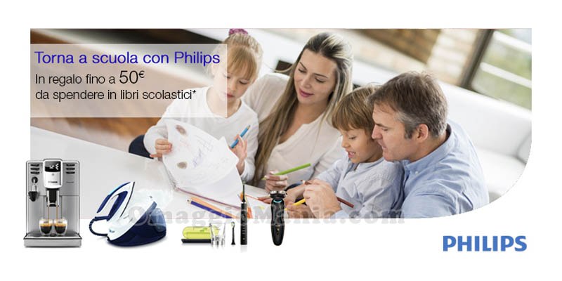 Torna a scuola con Philips Amazon