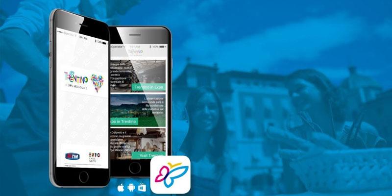 Trentino Expo 2015 App