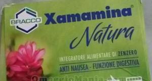 Xamanina Natura campione omaggio ricevuto