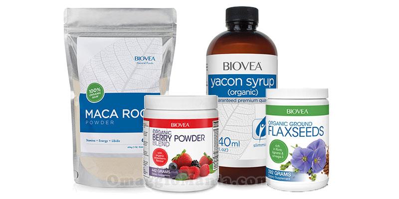 alimenti bio Biovea