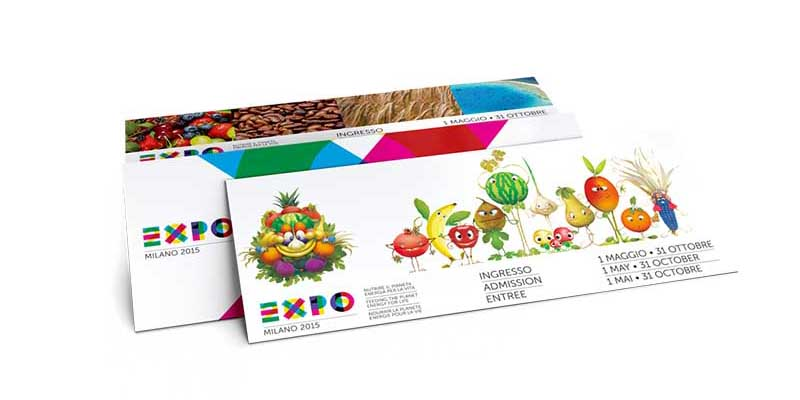 biglietti Expo 2015 vinci