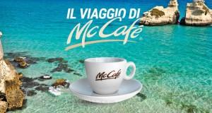 concorso Il viaggio di McCafè