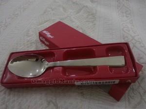 cucchiaio Kellogg's grande ricevuto da Sabry77