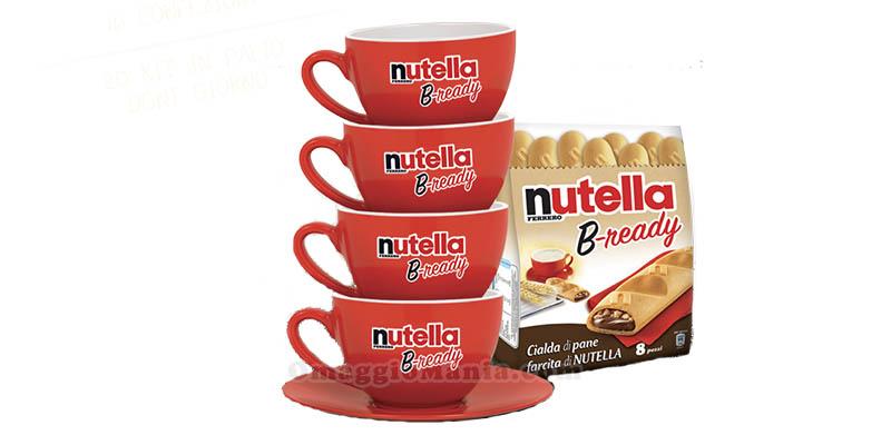 kit colazione Nutella B-ready