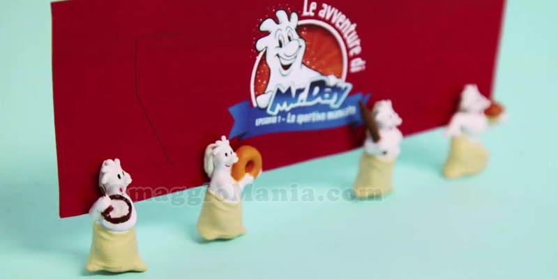 miniature omaggio Mr.Day