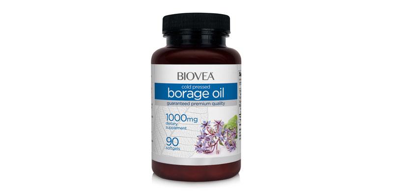 olio di borragine Biovea