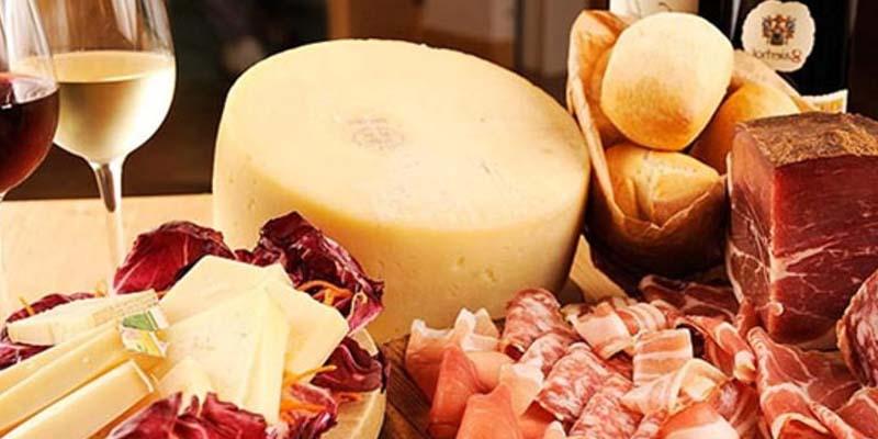 prodotti enogastronomici di Parma