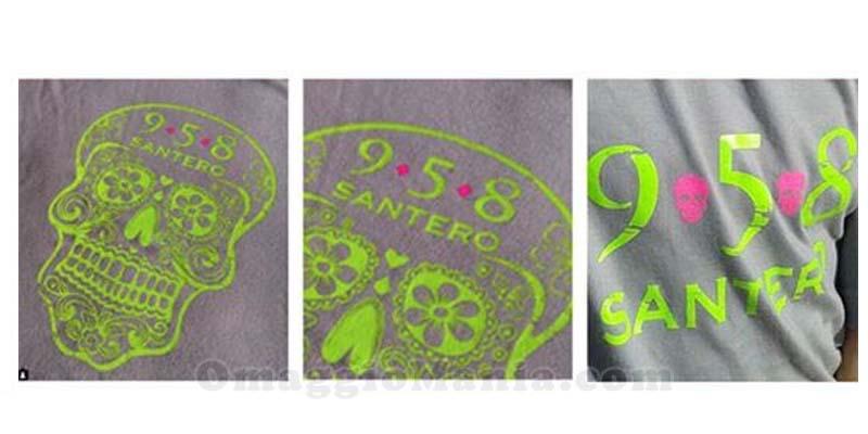 t-shirt Santero Wines