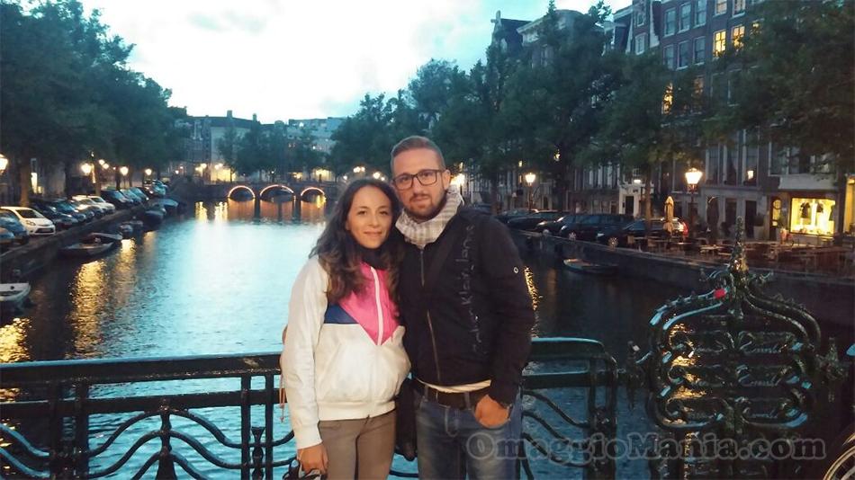 viaggio ad Amsterdam vinto da Mara