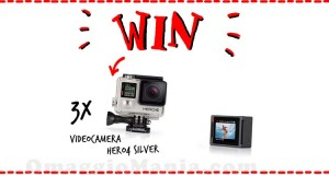 vinci GoPro HERO4 con Stabilo