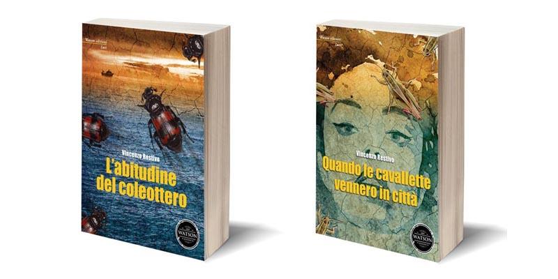 vinci libri Vincenzo Restivo con Watson Edizioni