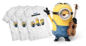 vinci t-shirt dei Minions
