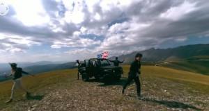 1 minuto di libertà Original Marines 360° Freedom Experience