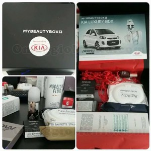 Kia Luxury Box di Martina
