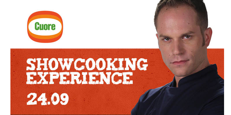 Olio Cuore Showcooking Experience